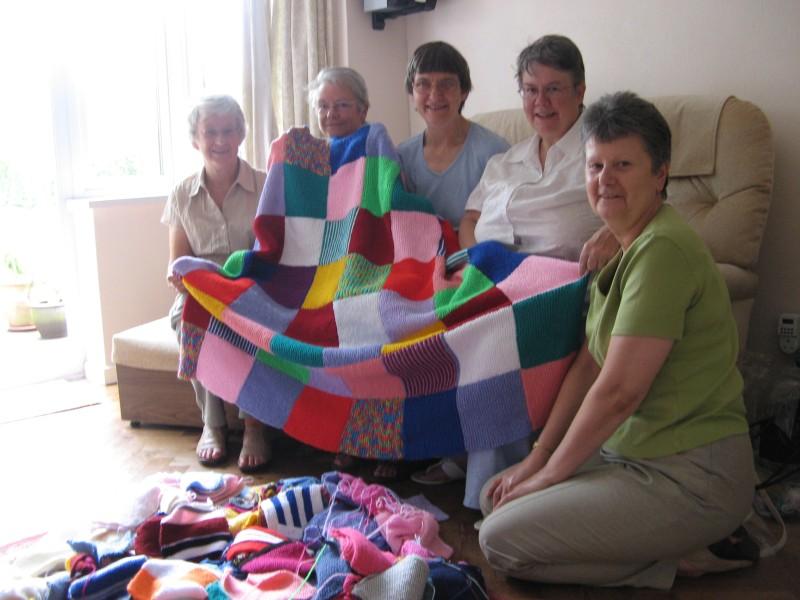 Natty knitters