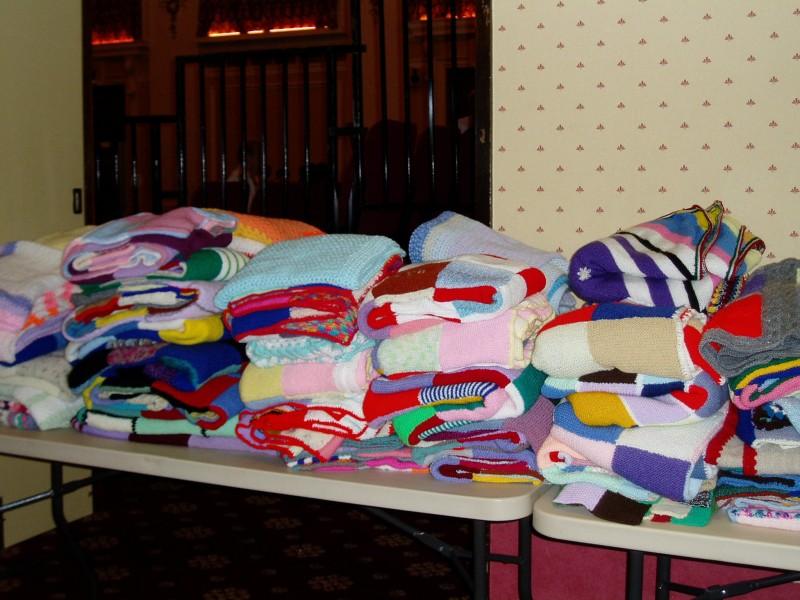 West Midland blankets